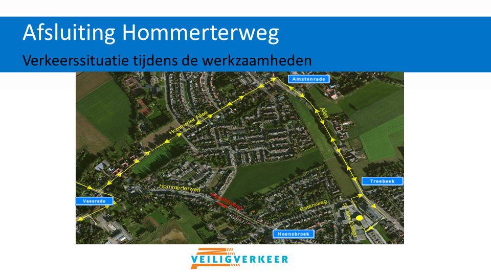 Afsluiting Hommerterweg