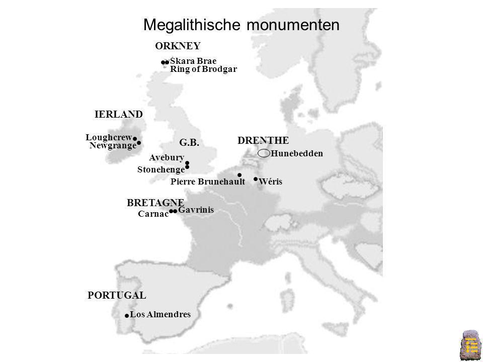 Megalithische monumenten