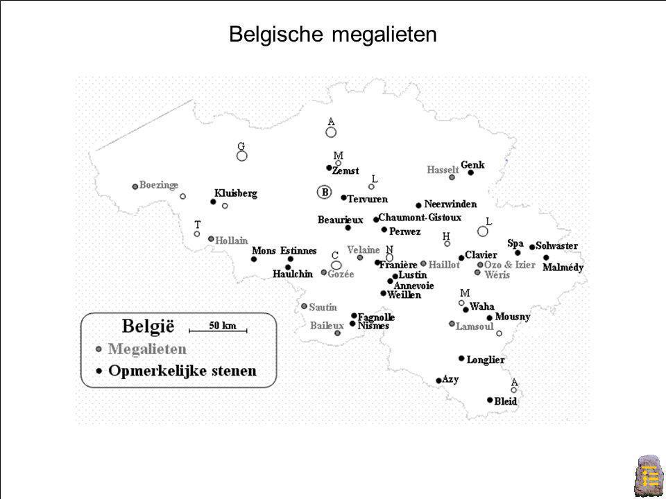 Belgische megalieten Belgische megalieten