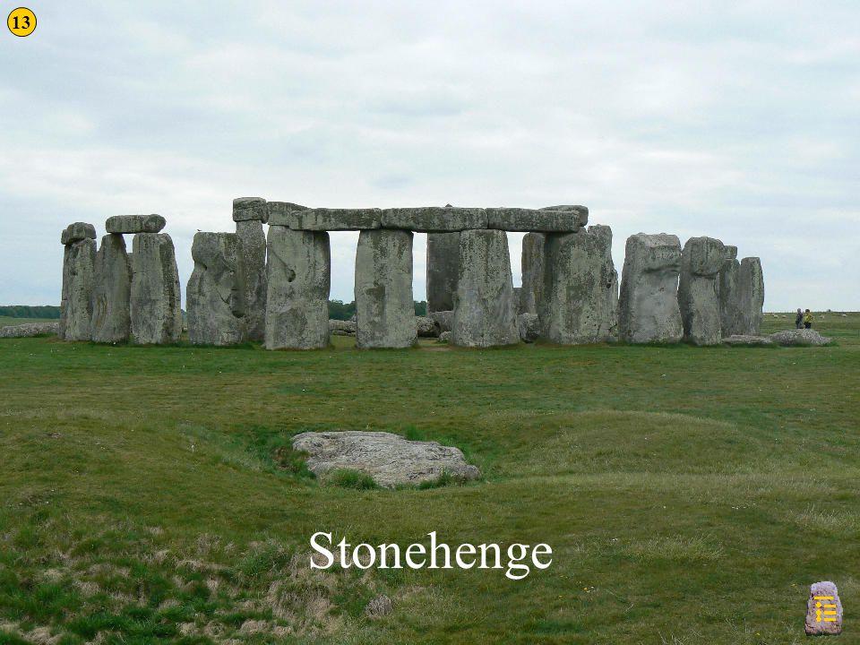 13 Stonehenge