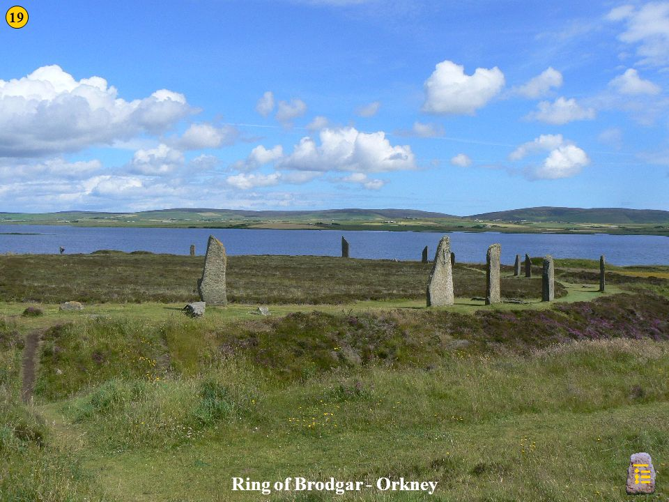 Ring of Brodgar - Orkney
