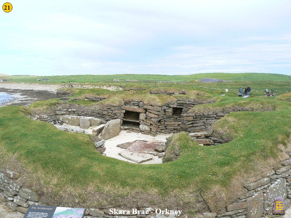 21 Skara Brae - Orkney