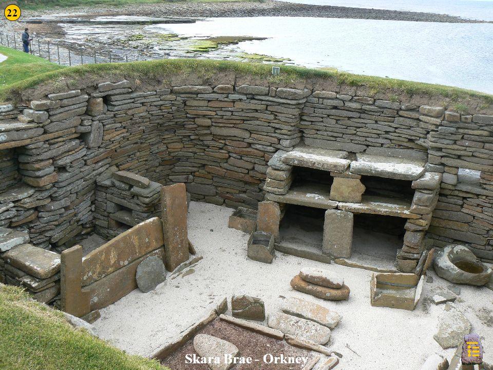22 Skara Brae - Orkney