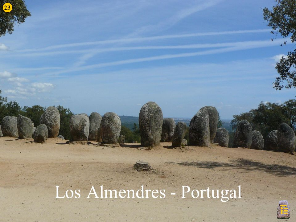 Los Almendres - Portugal