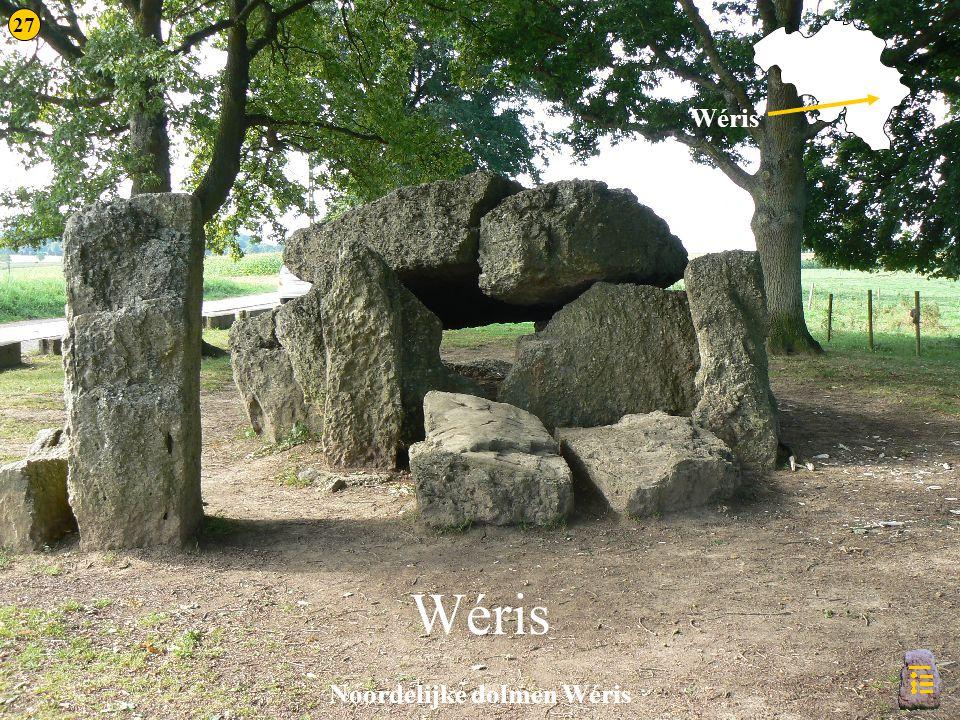 Noordelijke dolmen Wéris