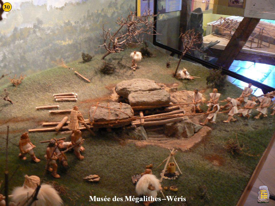 Musée des Mégalithes –Wéris