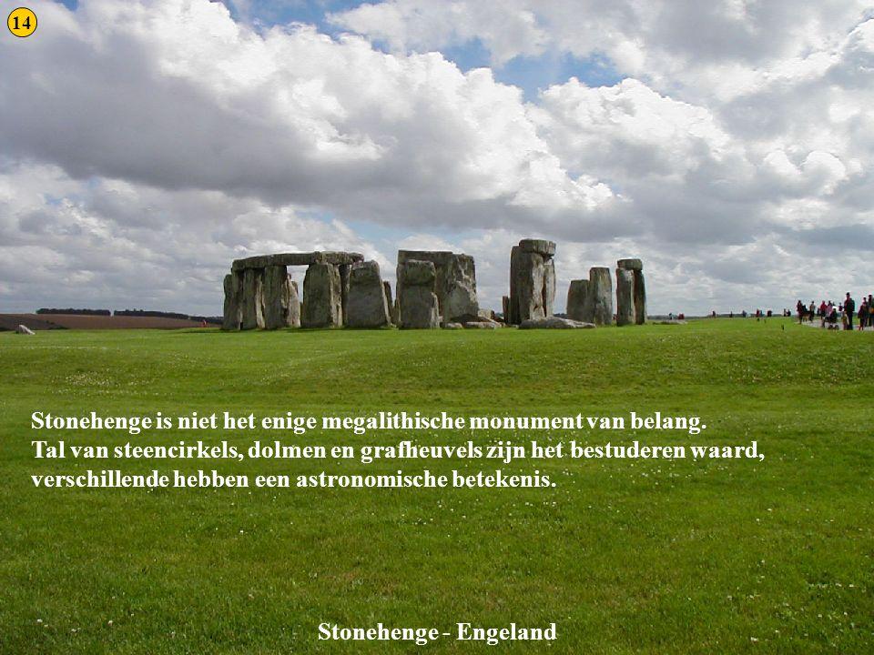 14 Stonehenge 2.