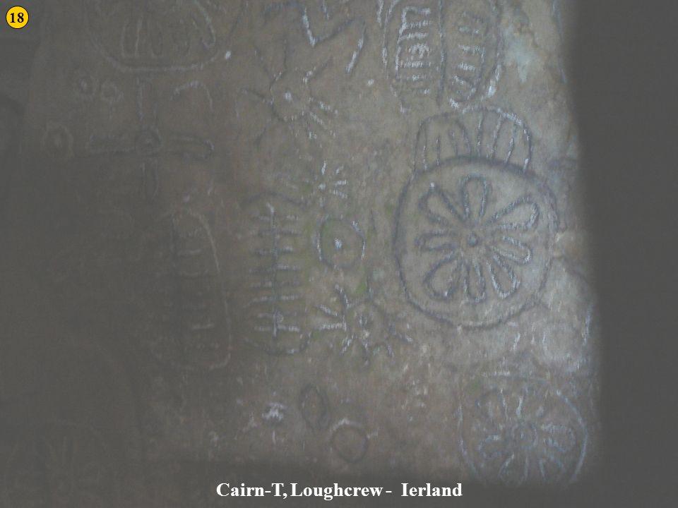 Cairn-T, Loughcrew - Ierland