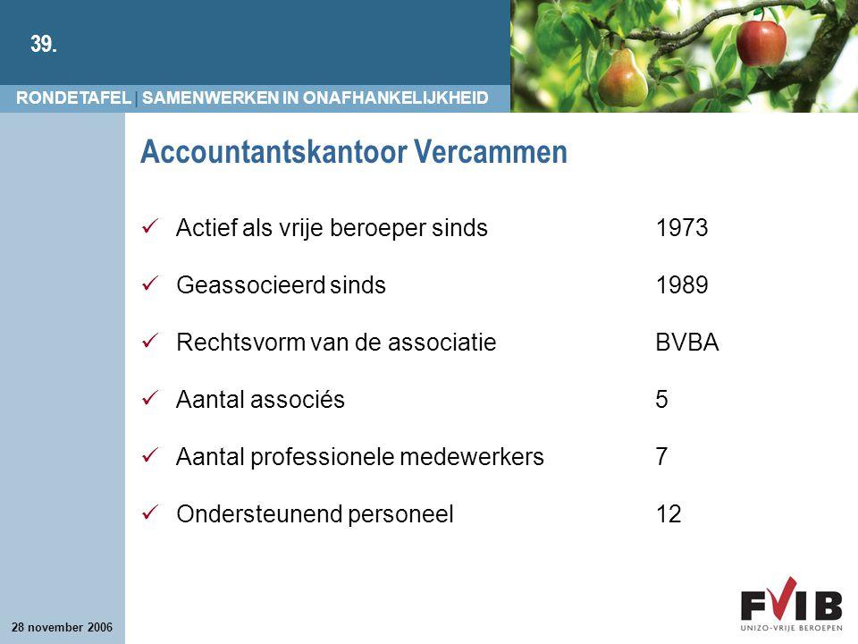 Accountantskantoor Vercammen