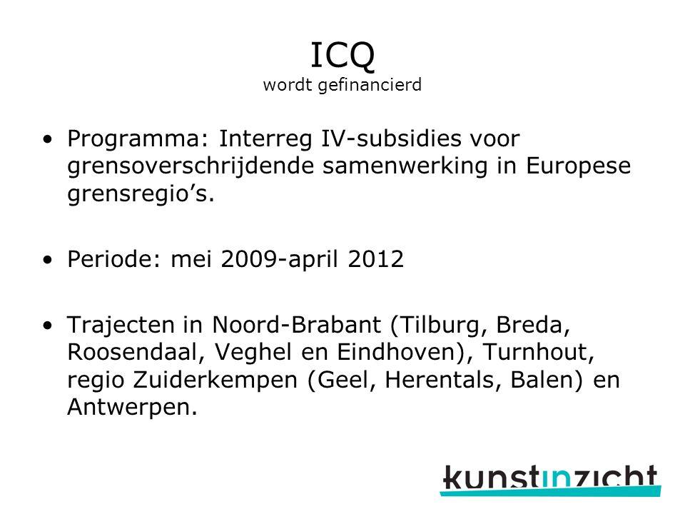 ICQ wordt gefinancierd