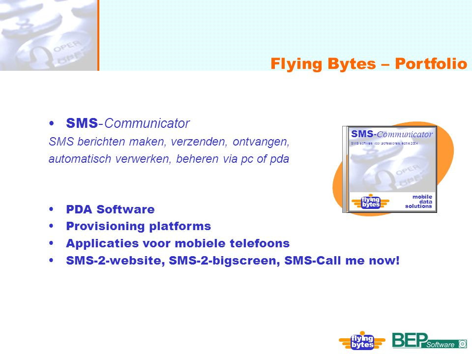 Flying Bytes – Portfolio