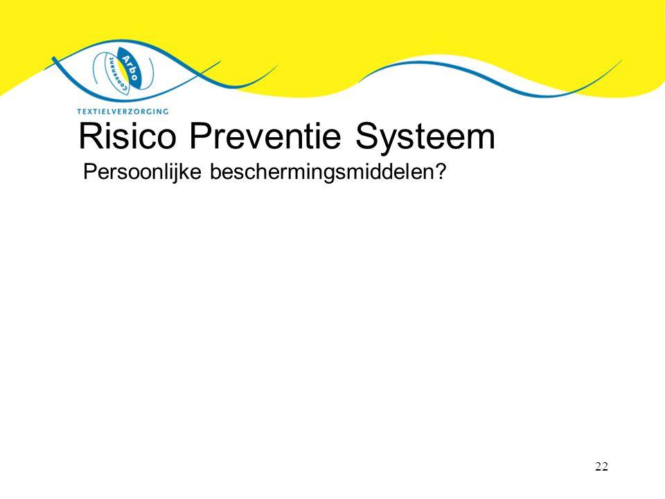 Risico Preventie Systeem