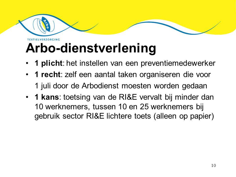 Arbo-dienstverlening