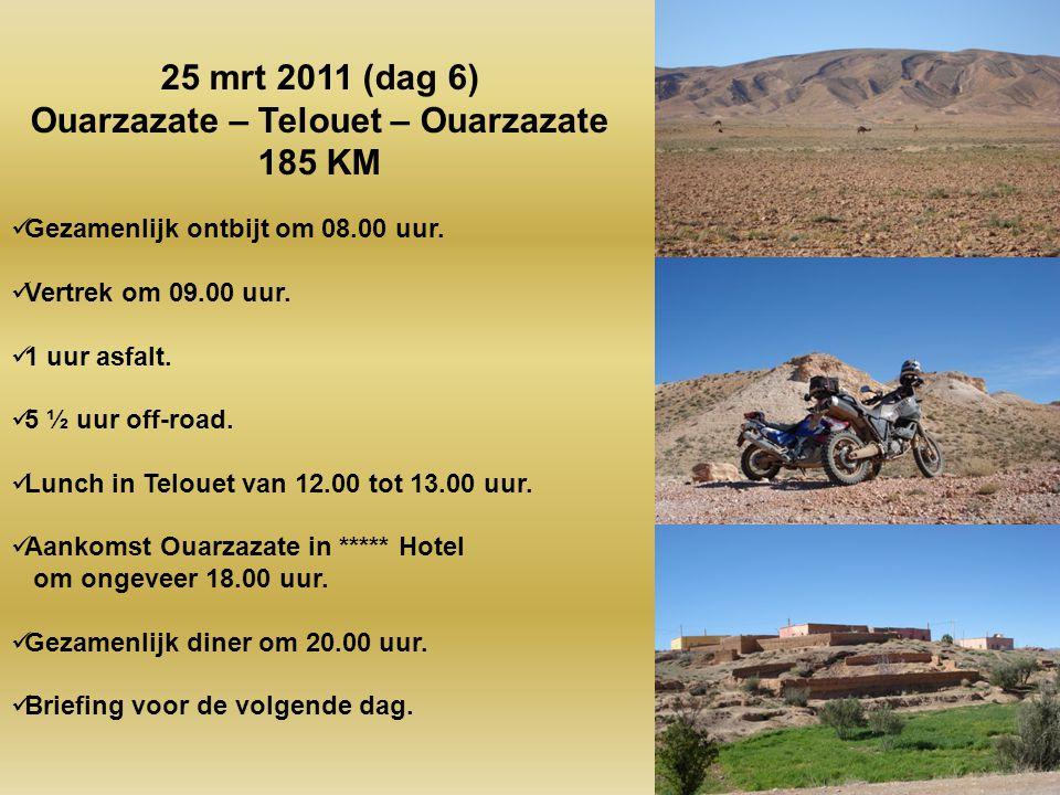 Ouarzazate – Telouet – Ouarzazate