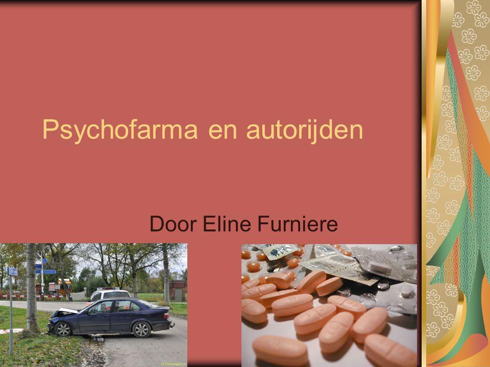 Psychofarma en autorijden