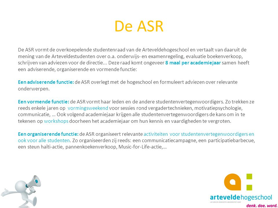 De ASR