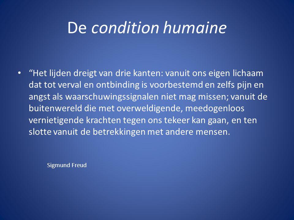 De condition humaine Sigmund Freud