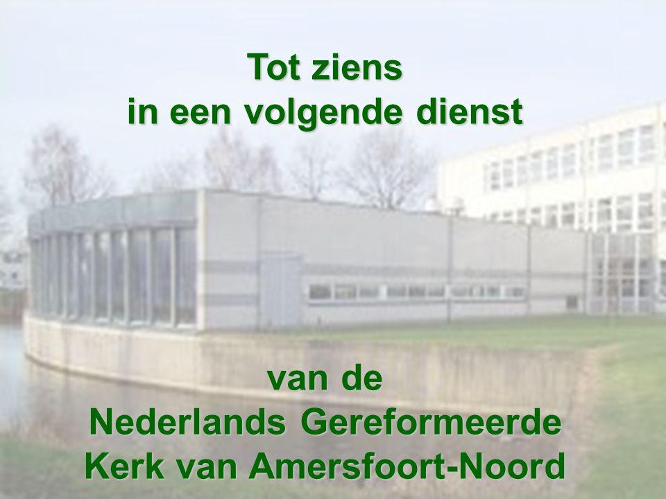 Nederlands Gereformeerde Kerk van Amersfoort-Noord