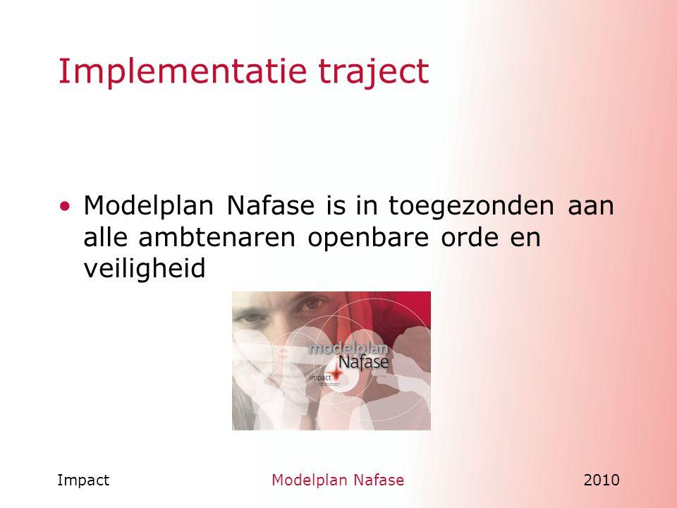 Implementatie traject