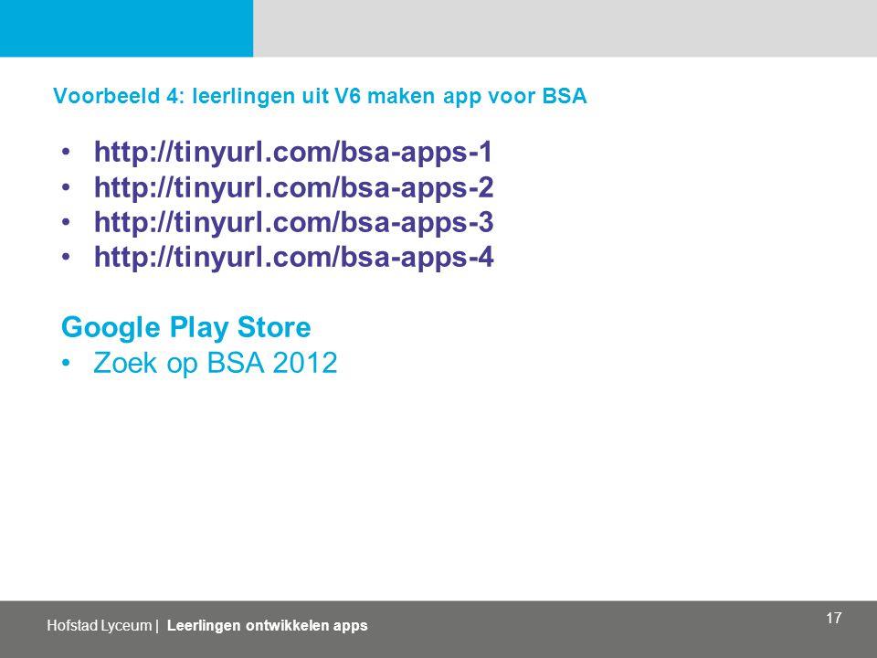 http://tinyurl.com/bsa-apps-1 http://tinyurl.com/bsa-apps-2