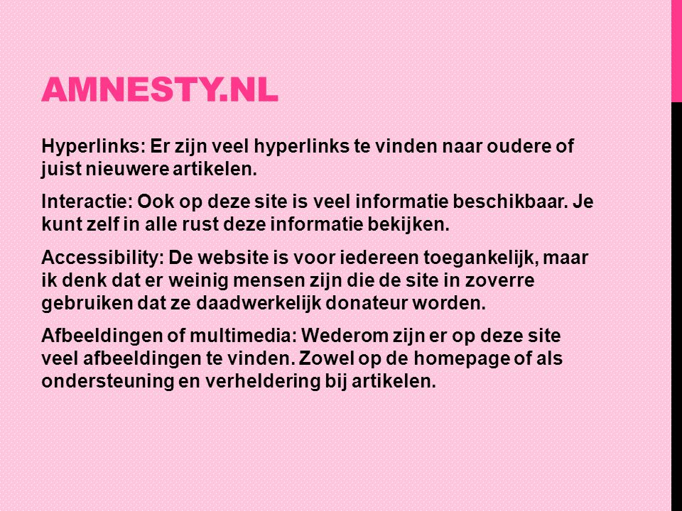 Amnesty.nl