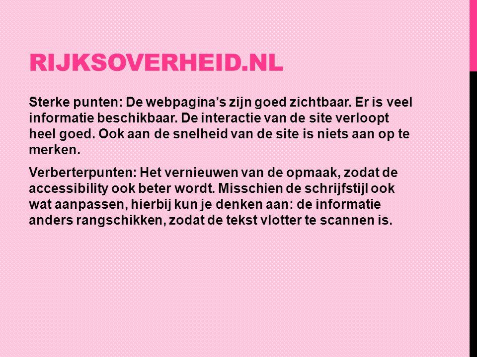 Rijksoverheid.nl