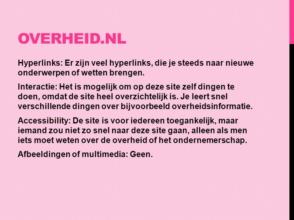 Overheid.nl