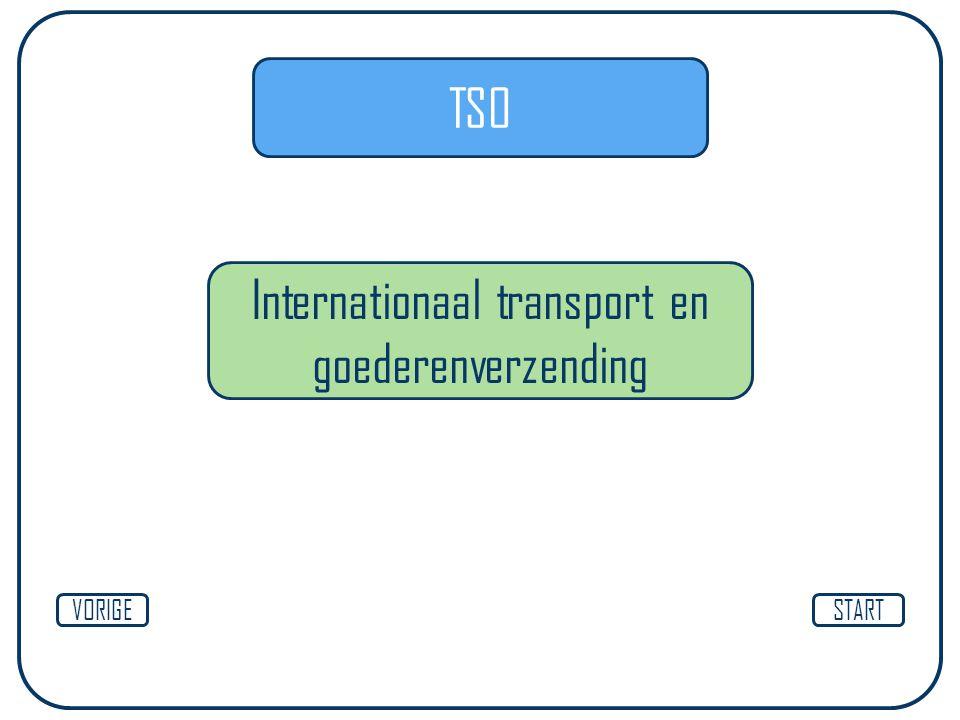 Internationaal transport en goederenverzending