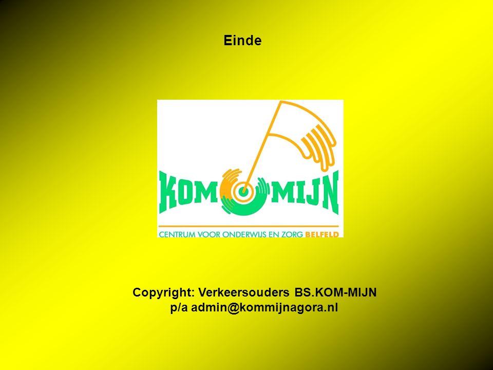 Copyright: Verkeersouders BS.KOM-MIJN p/a admin@kommijnagora.nl