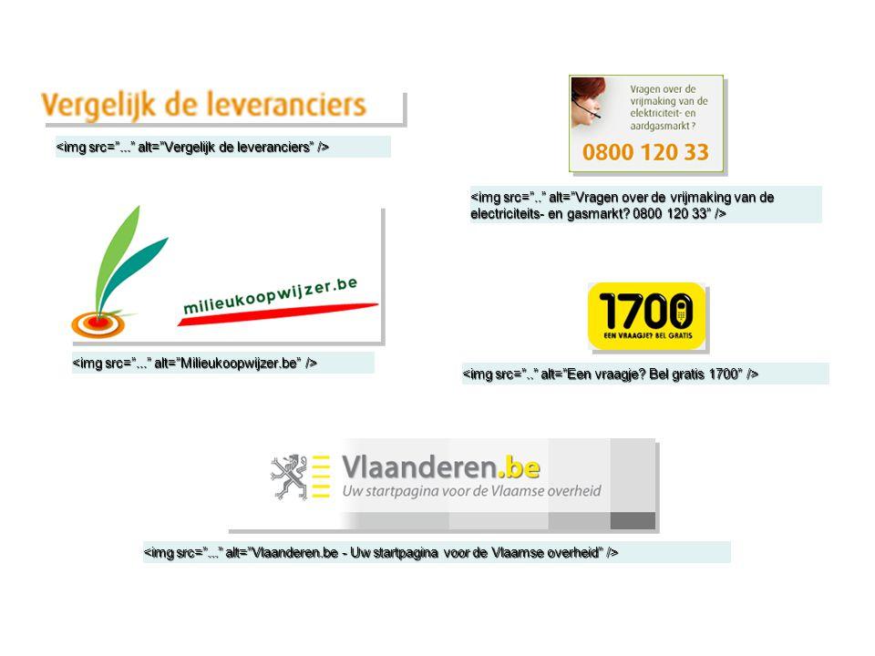 <img src= ... alt= Vergelijk de leveranciers />