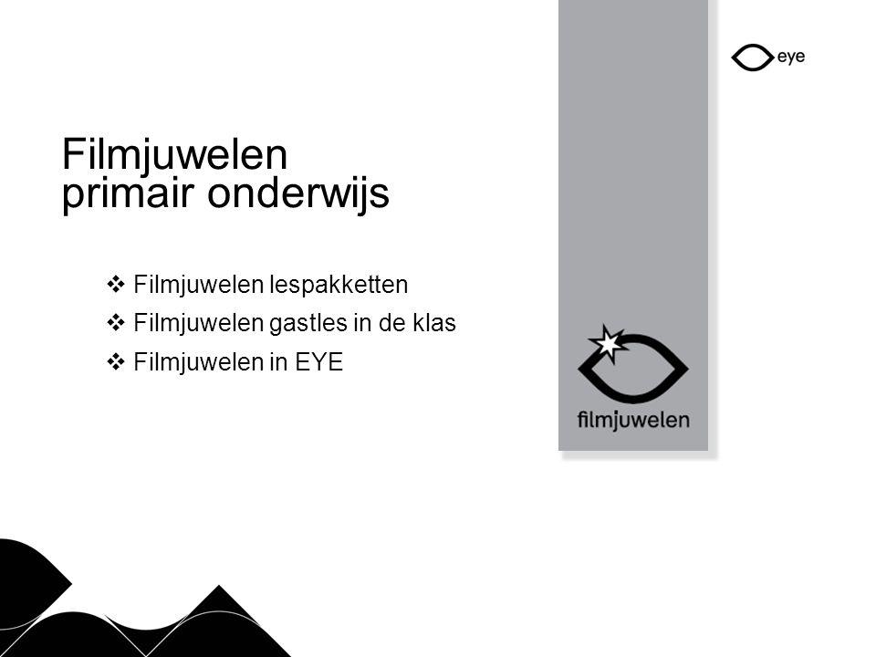 Filmjuwelen primair onderwijs Filmjuwelen lespakketten