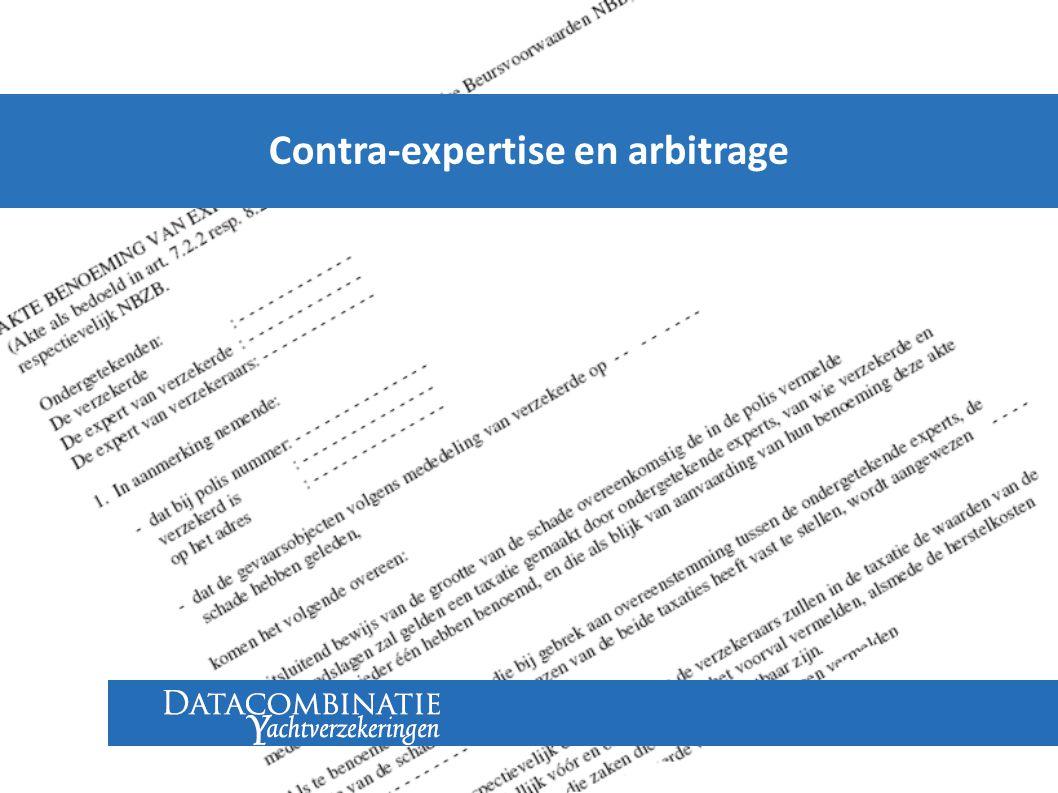 Contra-expertise en arbitrage