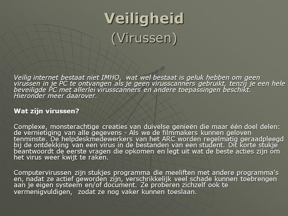 Veiligheid (Virussen)