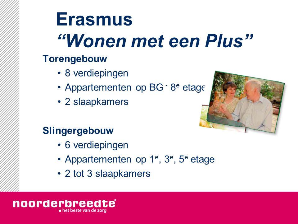 Erasmus Wonen met een Plus
