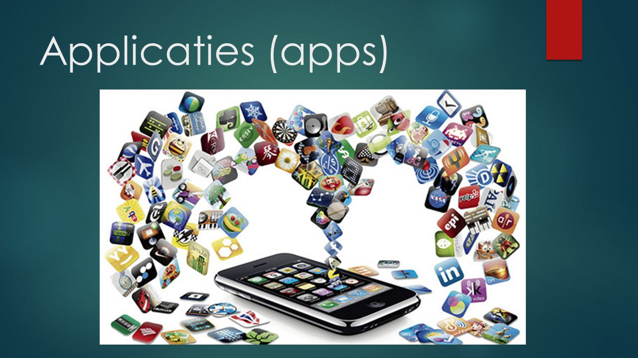 Applicaties (apps)