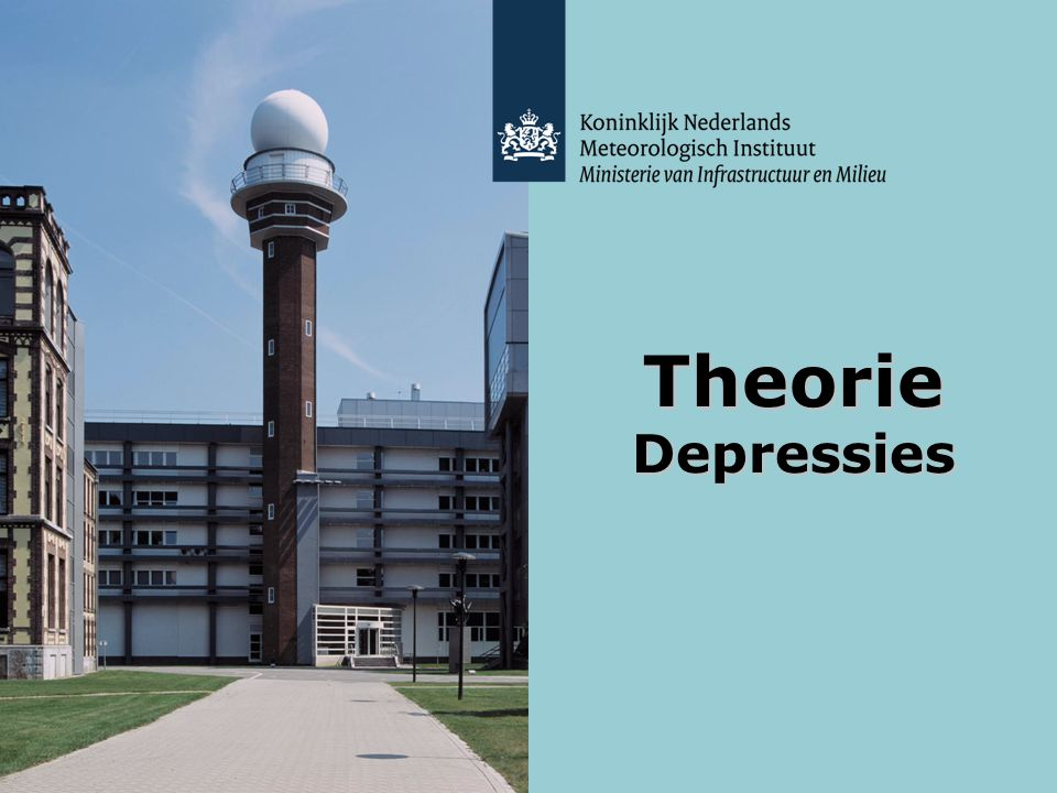 Theorie Depressies