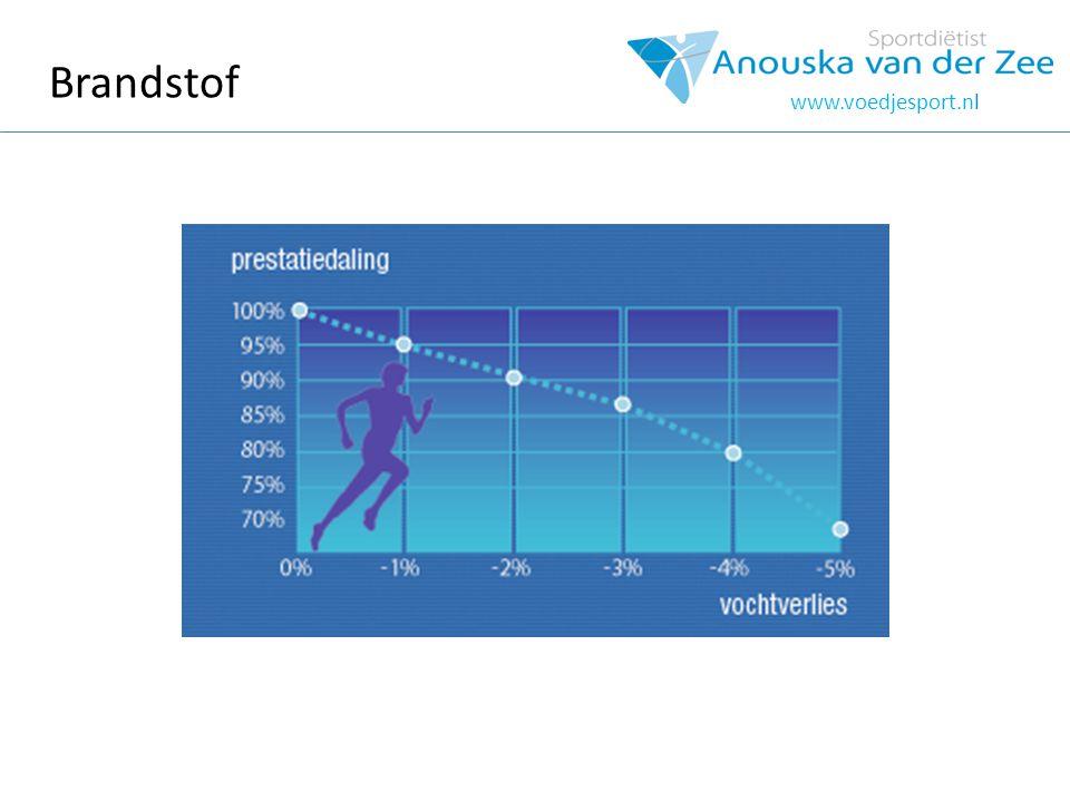 hOOFDSTUK Brandstof www.voedjesport.nl