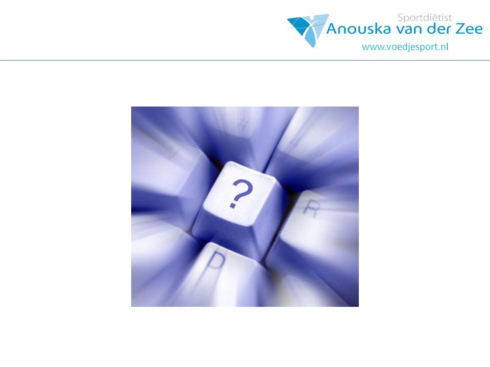hOOFDSTUK www.voedjesport.nl