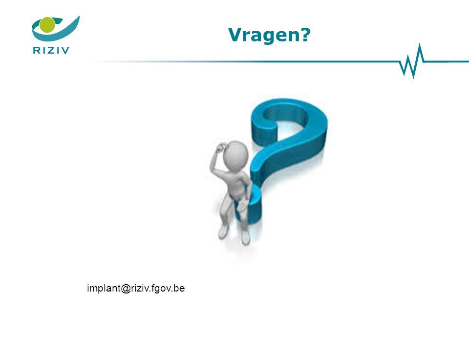 Vragen implant@riziv.fgov.be