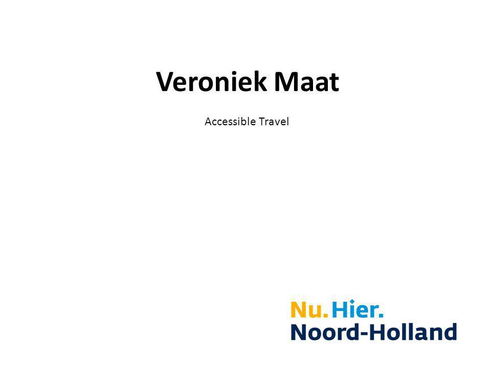 Veroniek Maat Accessible Travel