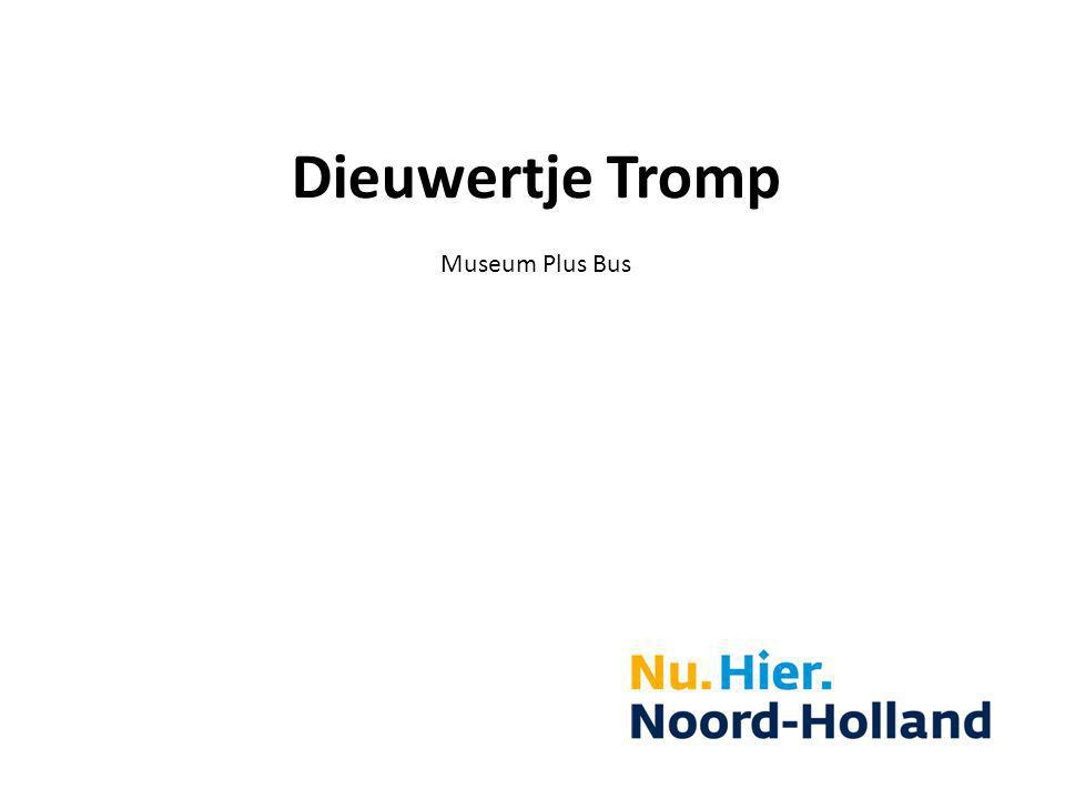Dieuwertje Tromp Museum Plus Bus