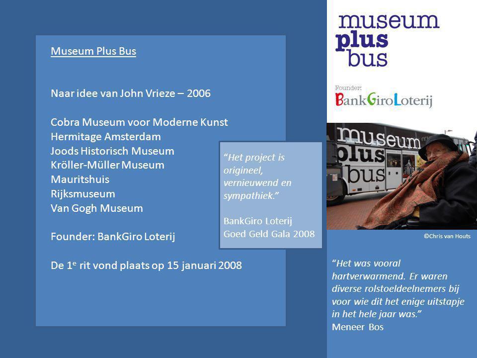 Naar idee van John Vrieze – 2006 Cobra Museum voor Moderne Kunst