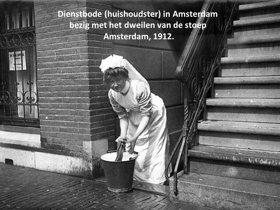Dienstbode (huishoudster) in Amsterdam