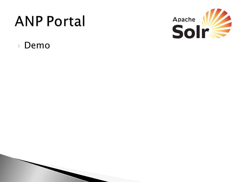 ANP Portal Demo