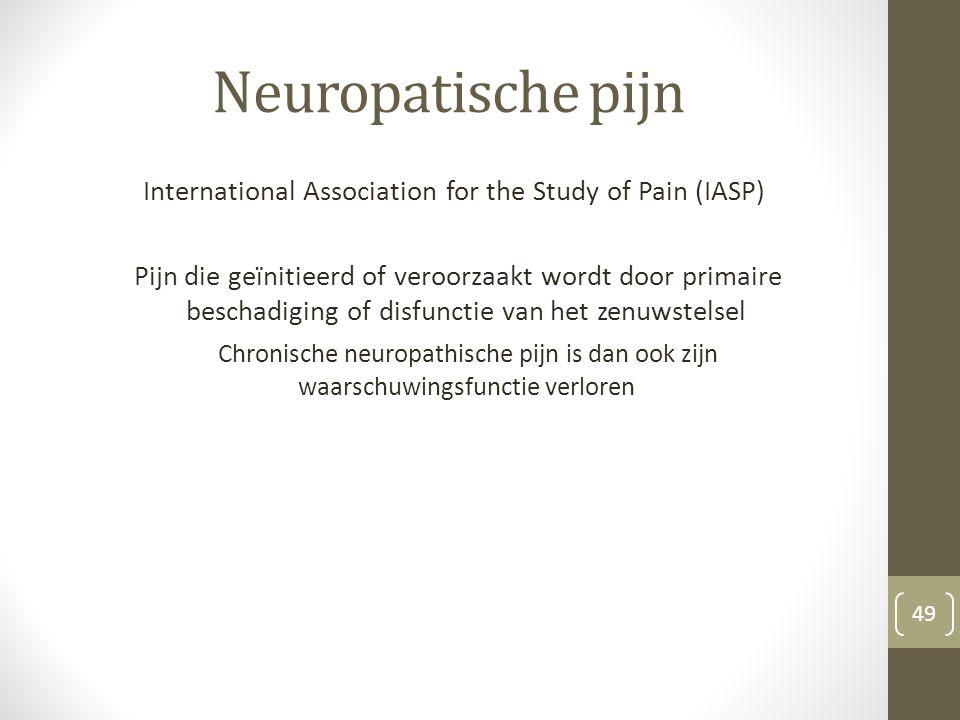 Neuropatische pijn