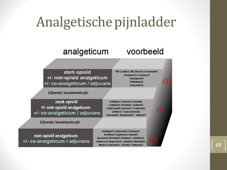 Analgetische pijnladder