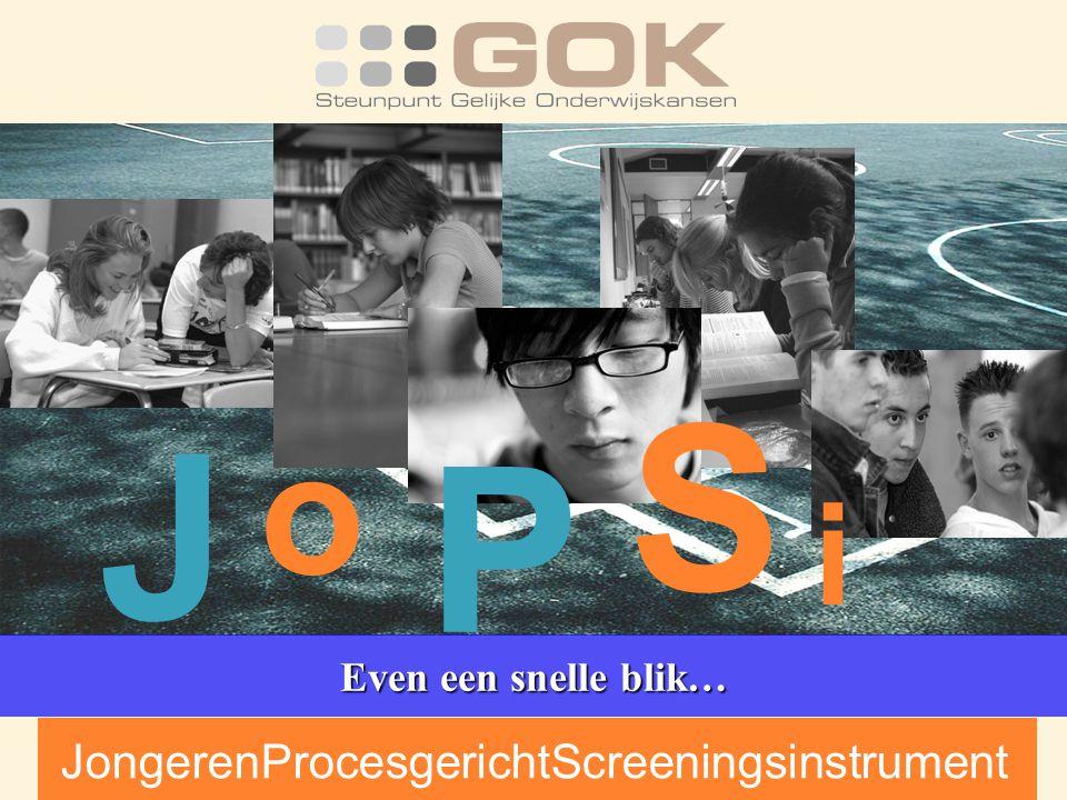 S J P o i JongerenProcesgerichtScreeningsinstrument