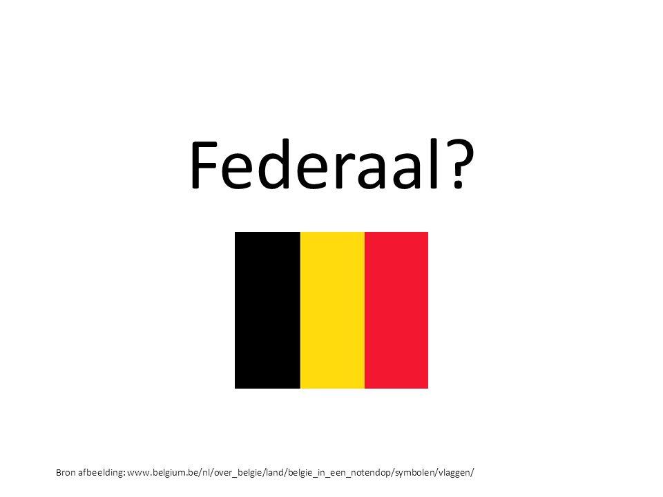 Federaal.