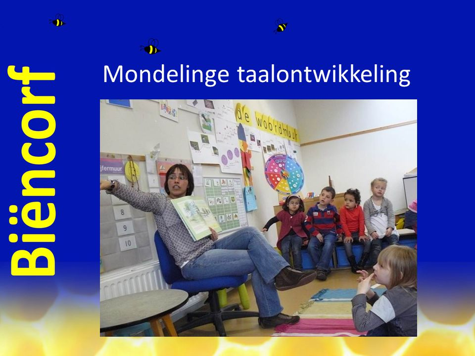 Mondelinge taalontwikkeling