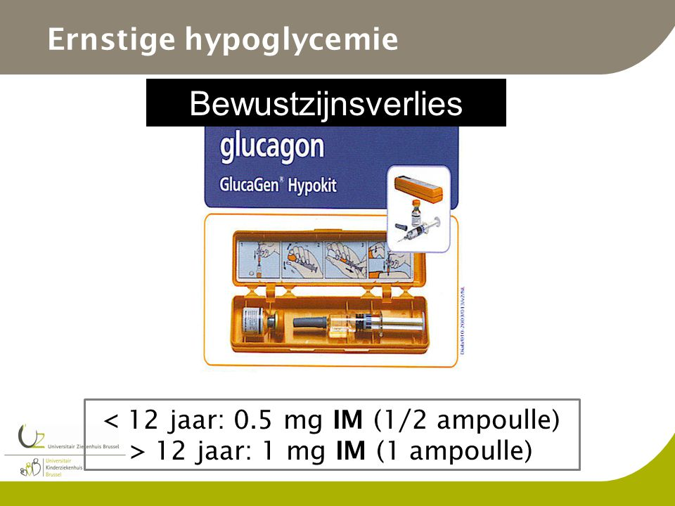 Ernstige hypoglycemie